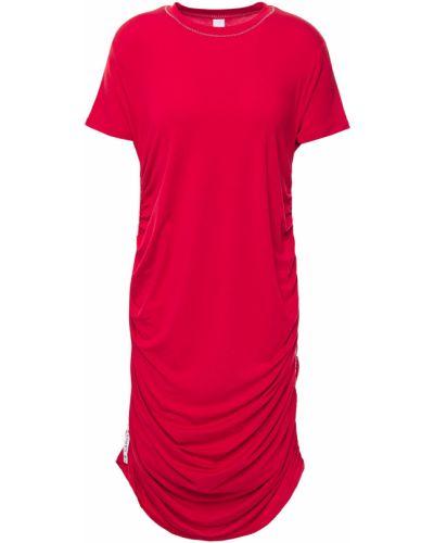 Трикотажное платье мини Carven