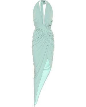 Платье миди мятный зеленый Alexandre Vauthier