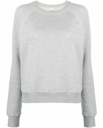 Szara bluza dresowa Re/done