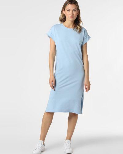 Niebieska sukienka Moss Copenhagen