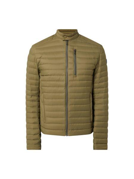 Zielona kurtka puchowa Colmar Originals