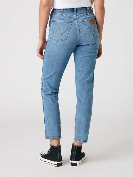 Синие джинсы Wrangler