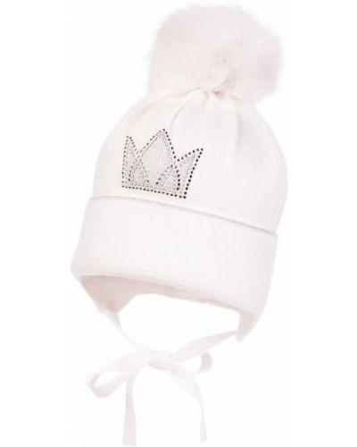 Белая шляпа Jamiks