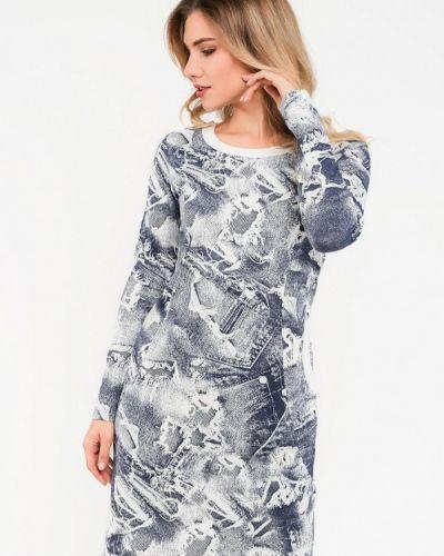 Платье - синее Modniy Oazis