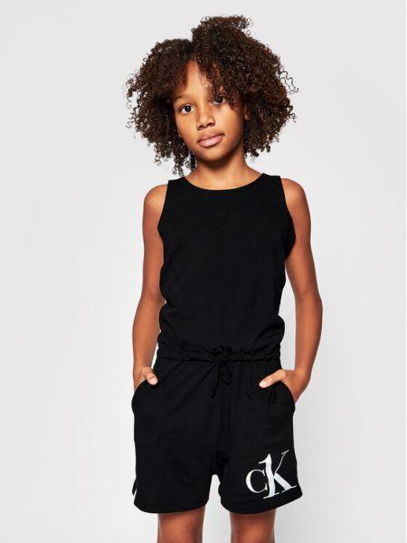 Kombinezon - czarny Calvin Klein Swimwear