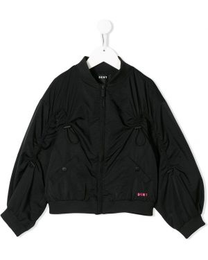 Куртка длинная на пуговицах Dkny Kids