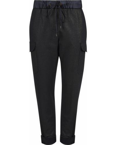 Черные брюки Peserico
