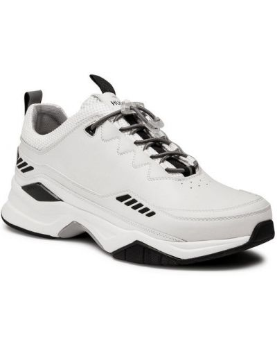 Białe sneakersy Hugo