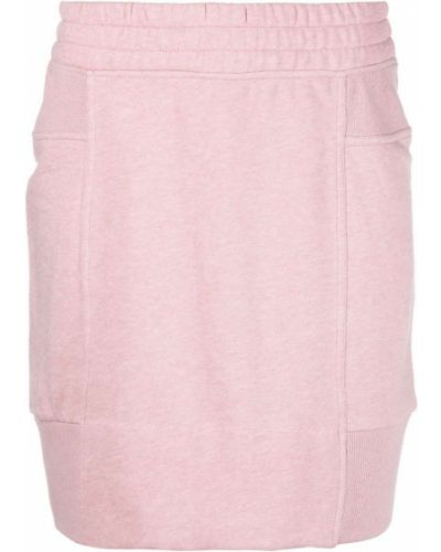 Różowa spódnica bawełniana Dorothee Schumacher