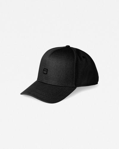 Черная шляпа G-star Raw
