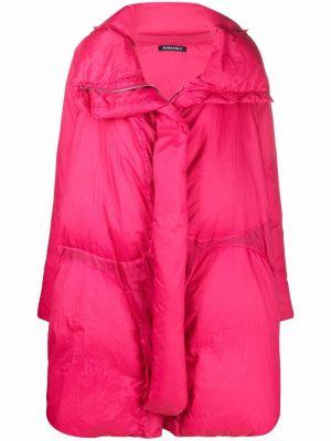 Куртка оверсайз - розовая Rundholz