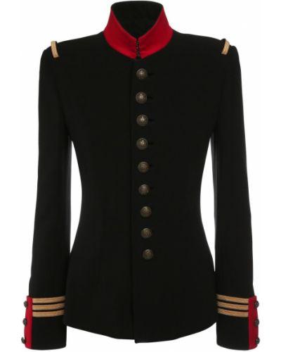 Шерстяная куртка - черная Ralph Lauren Collection
