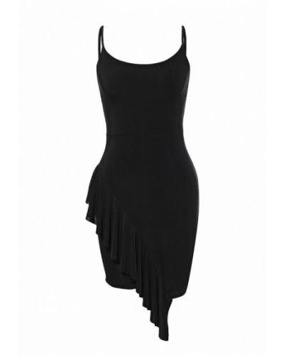 Платье платье-сарафан черное Edge Street