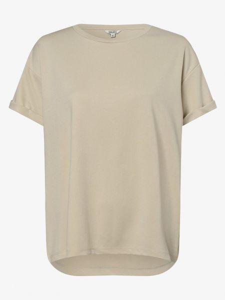 Beżowy t-shirt Mbym
