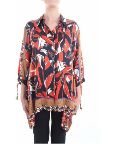 Brązowa koszula Beatrice B