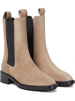 """Бежевые резиновые ботинки Aeydä"""""""