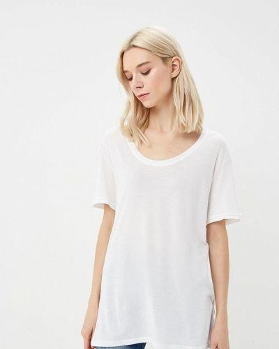 Белая футболка 2019 Zoe Karssen