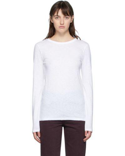 Bawełna bawełna biały koszula z kołnierzem Rag & Bone