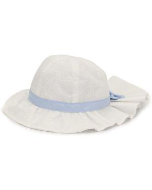 Шляпа белая Familiar