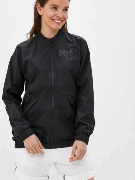 Куртка черная весенняя Helly Hansen