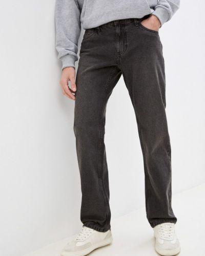 Серые зимние джинсы J. Hart & Bros