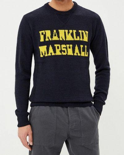 Джемпер - синий Franklin & Marshall