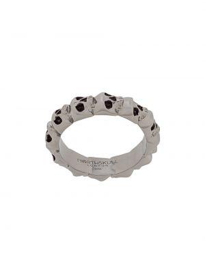 Pierścionek srebrny Northskull