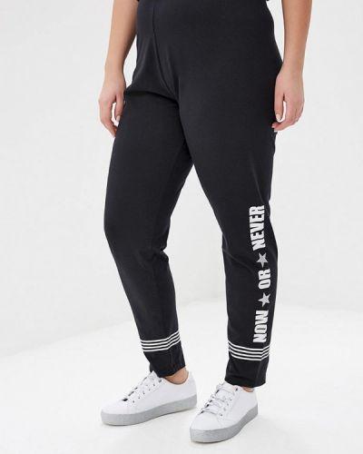 Черные спортивные брюки Rosa Thea