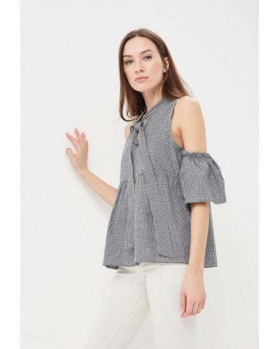 Серая блузка Perfect J