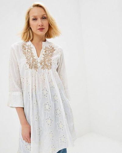 Туника хлопковая белая Fresh Cotton