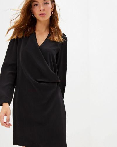 Платье прямое осеннее Sisley