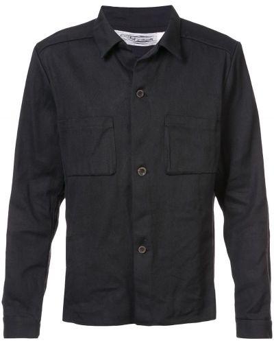 Черная рубашка Individual Sentiments