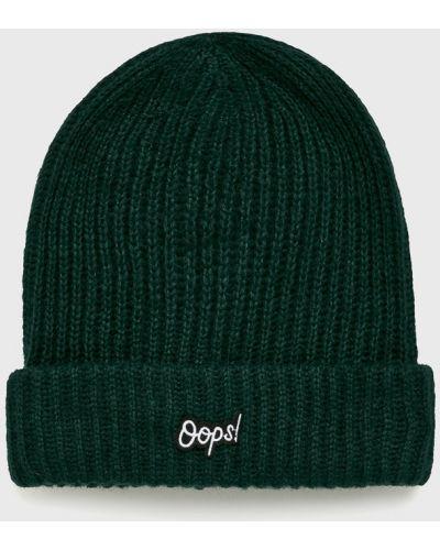 Зимняя шапка с отворотом универсальный Pieces
