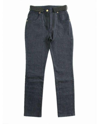 Czarne mom jeans Roberto Cavalli