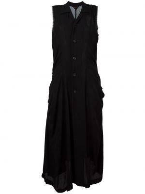 Платье винтажная со складками Comme Des Garçons Pre-owned