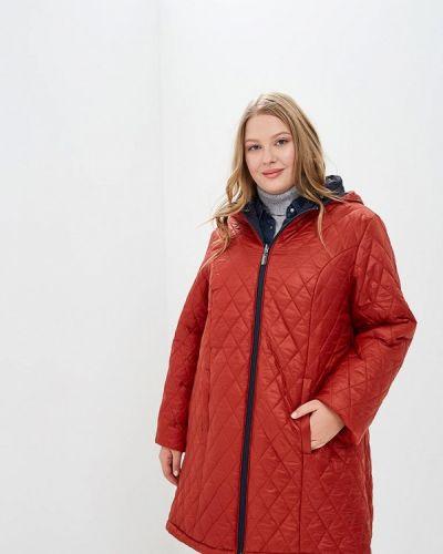 Утепленная куртка осенняя демисезонная Ulla Popken