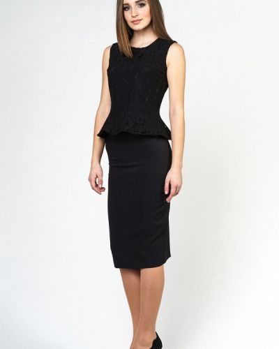 Черная юбка Evercode