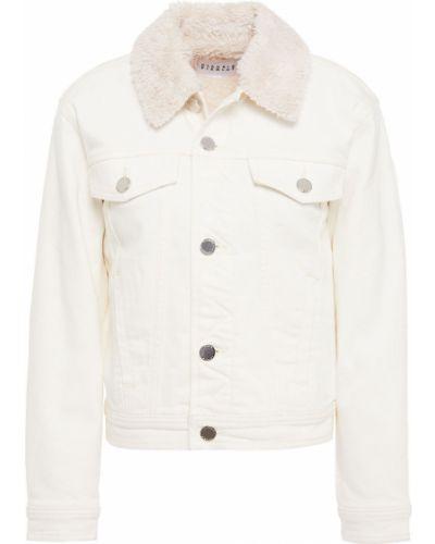 Хлопковая джинсовая куртка - синяя Claudie Pierlot