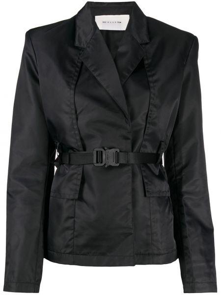 Черный пиджак с карманами 1017 Alyx 9sm