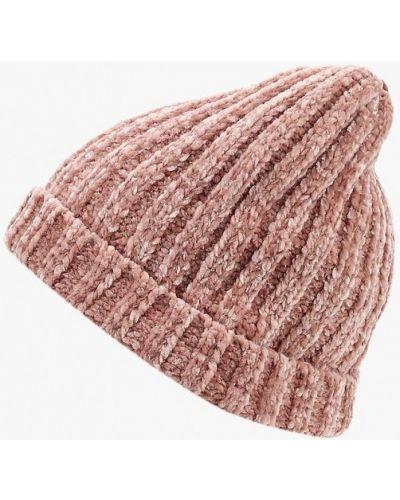 Розовая шапка осенняя Ostin