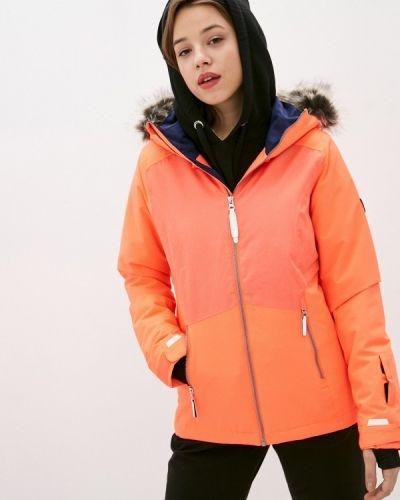 Красная куртка горнолыжная сноубордическая O`neill