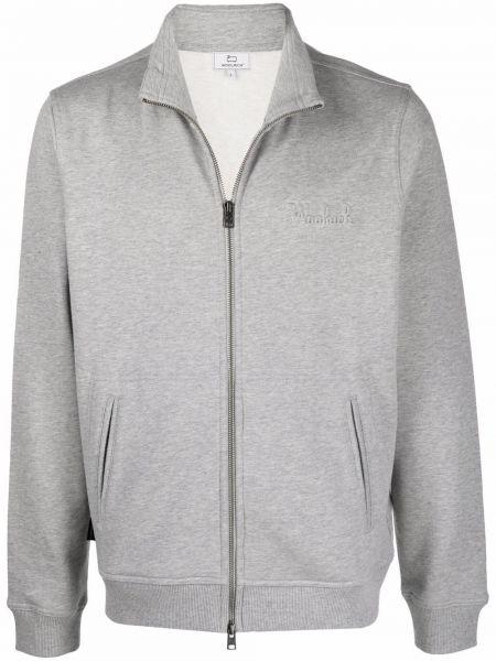 Спортивная куртка - серая Woolrich