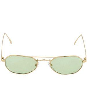 Złote okulary Rewop Milano
