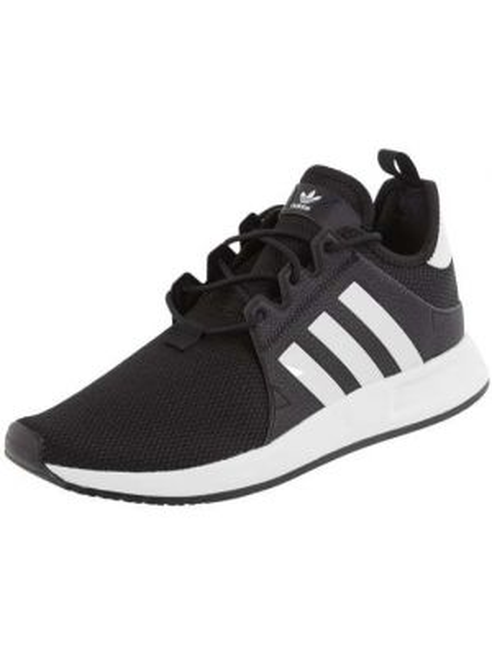Czarne sneakersy materiałowe Adidas Originals