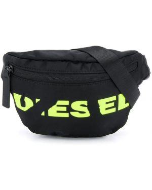 Черная сумка Diesel Kids