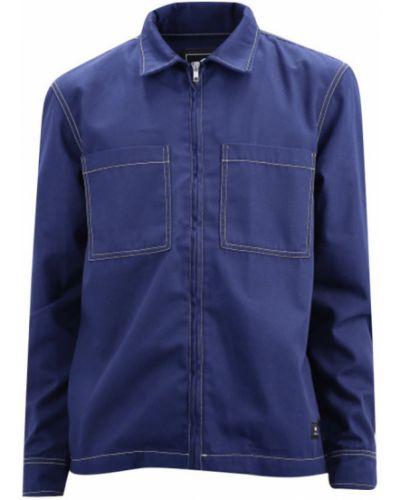 Niebieska koszula Edwin