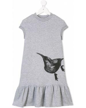 Платье с рукавами Ioana Ciolacu Kids