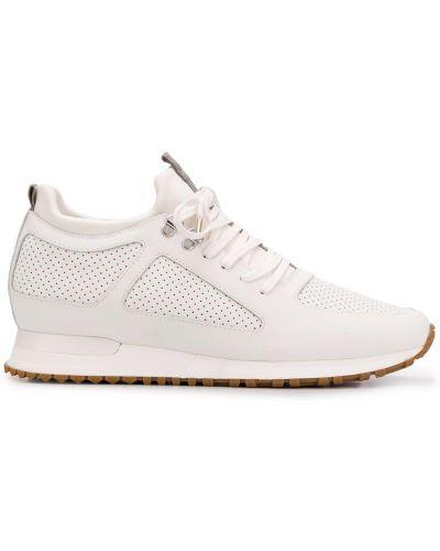 Кроссовки с логотипом белый Mallet Footwear