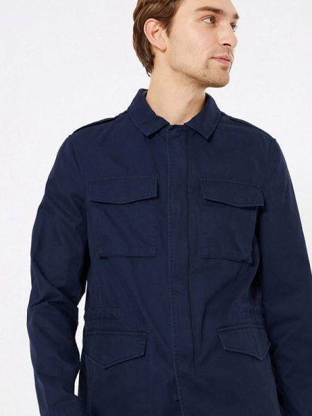 Облегченная синяя куртка Marks & Spencer