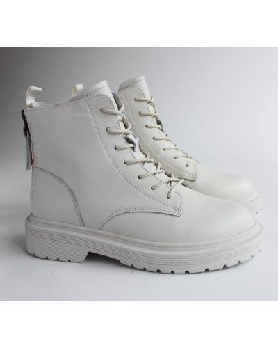 Кожаные ботинки Tomfrie